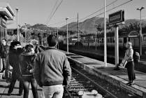 Victor Allevi Ibanez - Waiting for the train