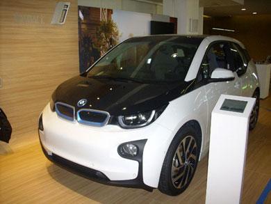 BMW I3 - Auto elettrica BMW