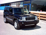Jeep Commander Sport, Limited, Overland