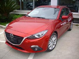 Mazda 3 nuova serie