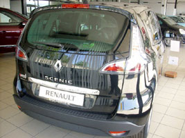 Il restylyng della Renault Scenic