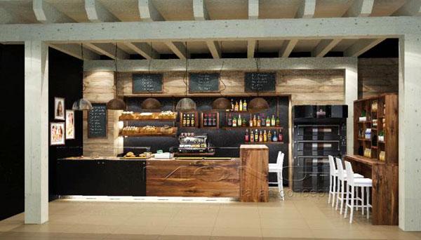 Arredamenti a roma per panifici pizzerie pasticcerie bar for Arredamenti per ristoranti