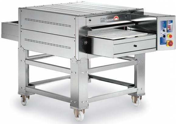 Forni a roma per panifici pizzerie rosticcerie pasticcerie vendita ed assistenza forni nuovi o - Forno elettrico per pizze ...
